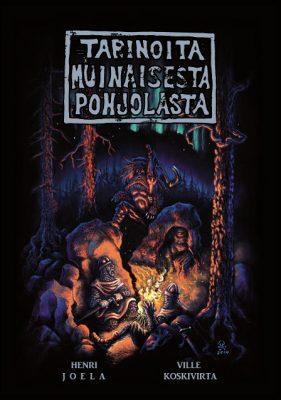 Tarinoita muinaisesta Pohjolasta -Albumi